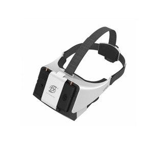 Image 2 - Nova fxt viper v2.0 5.8g diversidade hd fpv óculos com dvr embutido refrator para rc zangão quadcopter peça de reposição fpv accessoriess