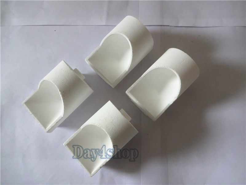 Dental Lab 4 Casting Quartz Crucible Hooded Brand