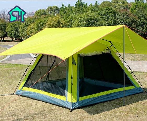 Starhome outdoor sun shelter shade tent waterproof wind resistance3