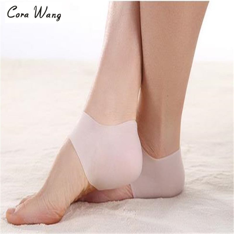 CORA WANG heel pad protector relieve heel pain and cracking prevention Insoles Absorption Pads for men and women DD2ISA1007