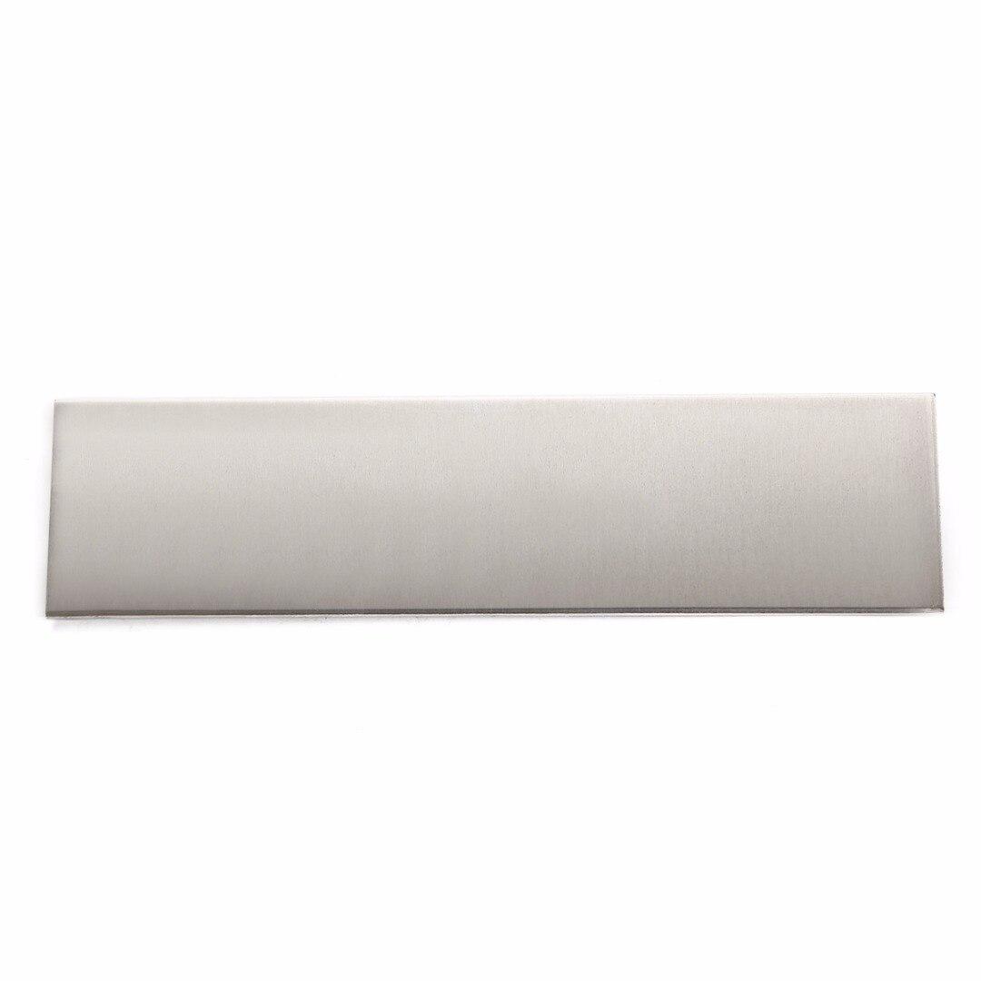 6061 Aluminum Sheet Flat Bar High Strength Aluminum Flat