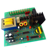 220V PWM DC Motor Speed Control Drive Board Permanent Magnet Excitation Module LY820 Overload Protection