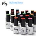 NEW 1pcs 30 Colors for  Fashion Bling 6ml Soak Off UV Gel Nail Gel Polish Cosmetics Nail Art Manicure Nails Gel  Kit UV LED Lamp