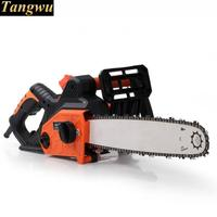 Free shipping electric chain chain saws power efficient woodworking 16 inch household power tools