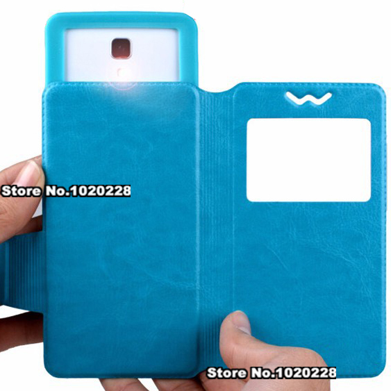DNS S5001 case cover Leather 5.0 inch PU case for s5001 dns cover case leather Up down DNS 5001 phone case