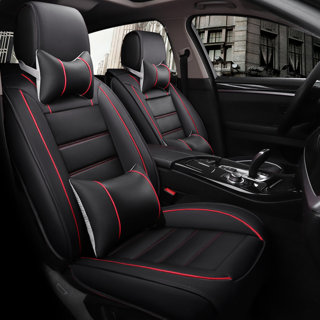 seats leather car seat cover styling fit suzuki swift sportawindcelerioik authentics