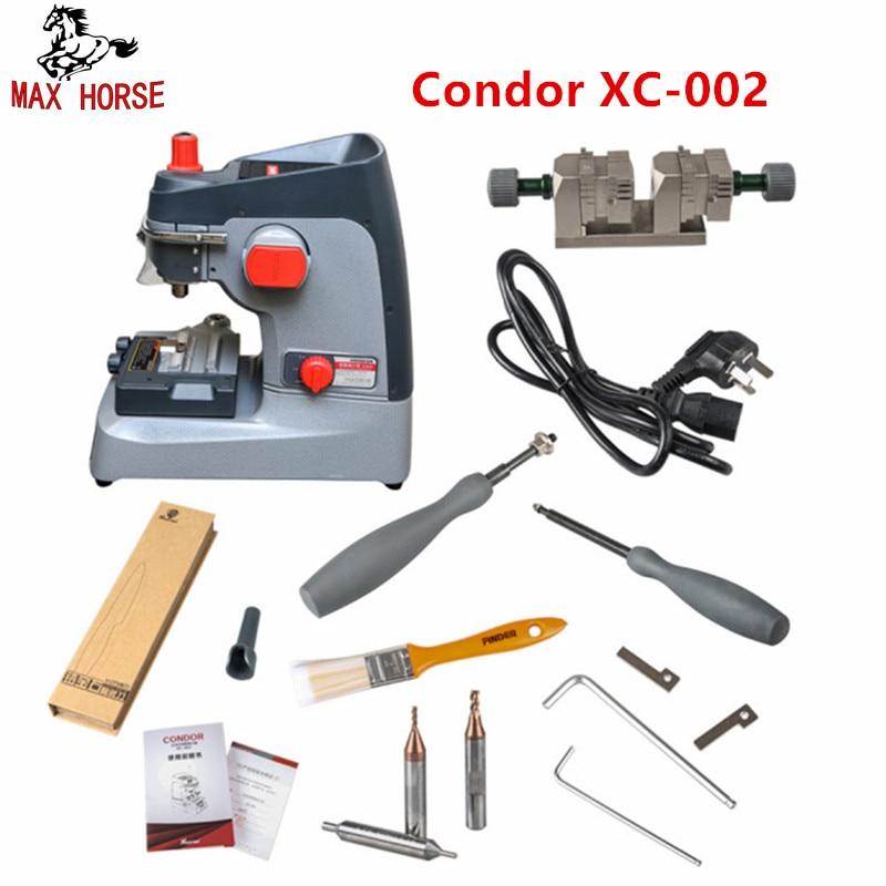 Оригинальный Xhorse Кондор XC-002 Ikeycutter механический ключ резка машины