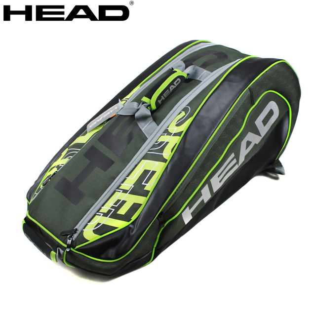 178c62c8823 Head Limited Edition Backpack Tennis Bag L5 Speed Bags For 6 Pieces  Alexander Zverev edition sport bag