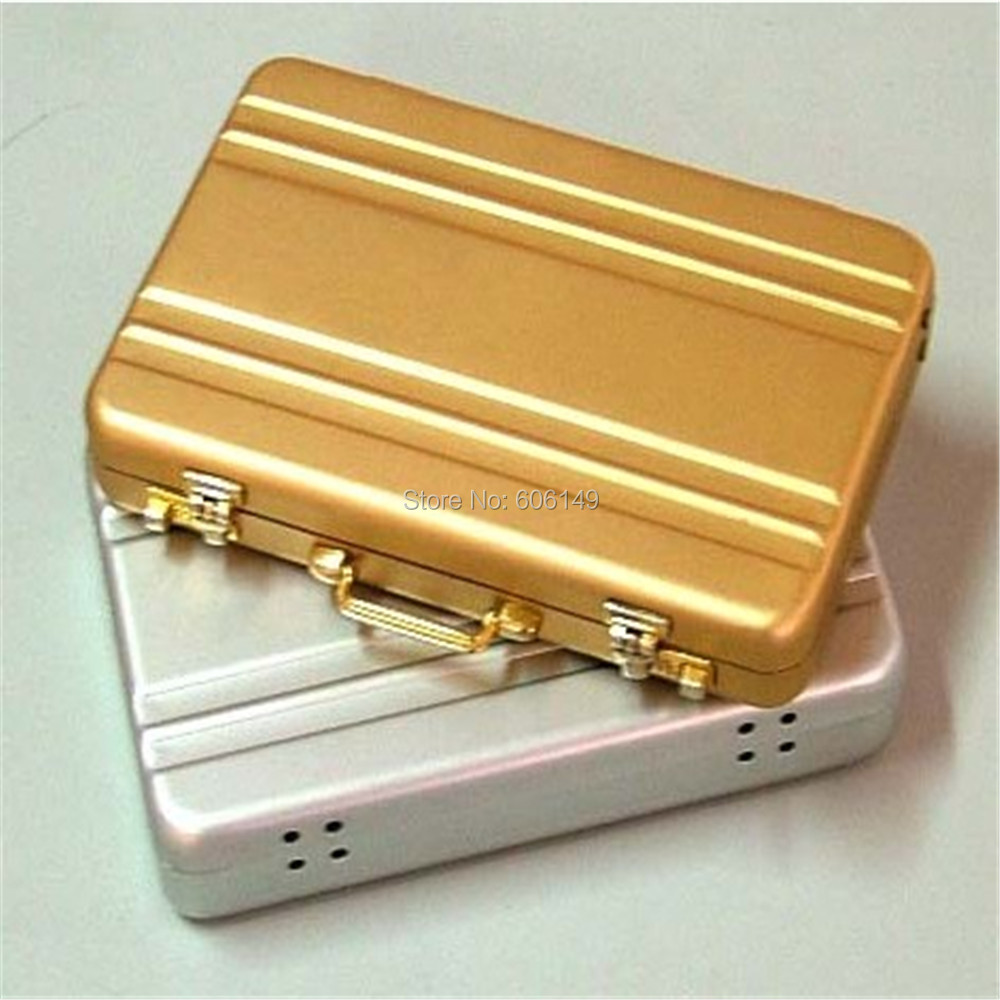 Metal Password Briefcase Business Card Bank Card ID Card Credit ...
