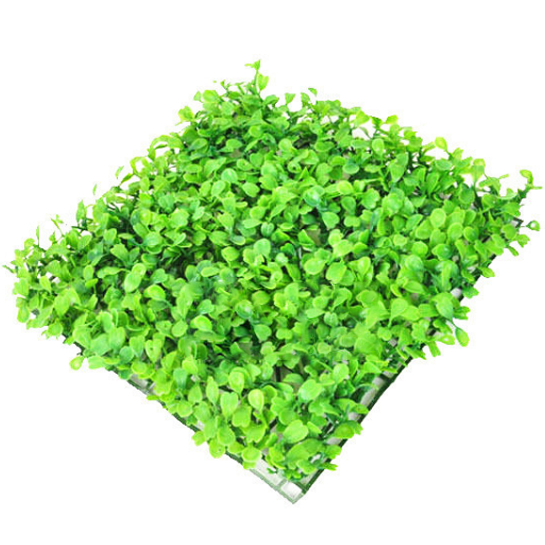PETFORU Artificial Lawn Plastic Milan Lawn Landscaping for Fish Tank Decor - Green