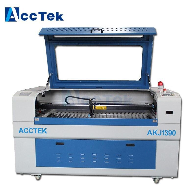 AKJ1390 Acctek 3d crystal laser engraving machine price