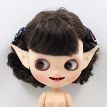Neo Blythe Doll Special Large Resin Ears Elf Spoon Ear