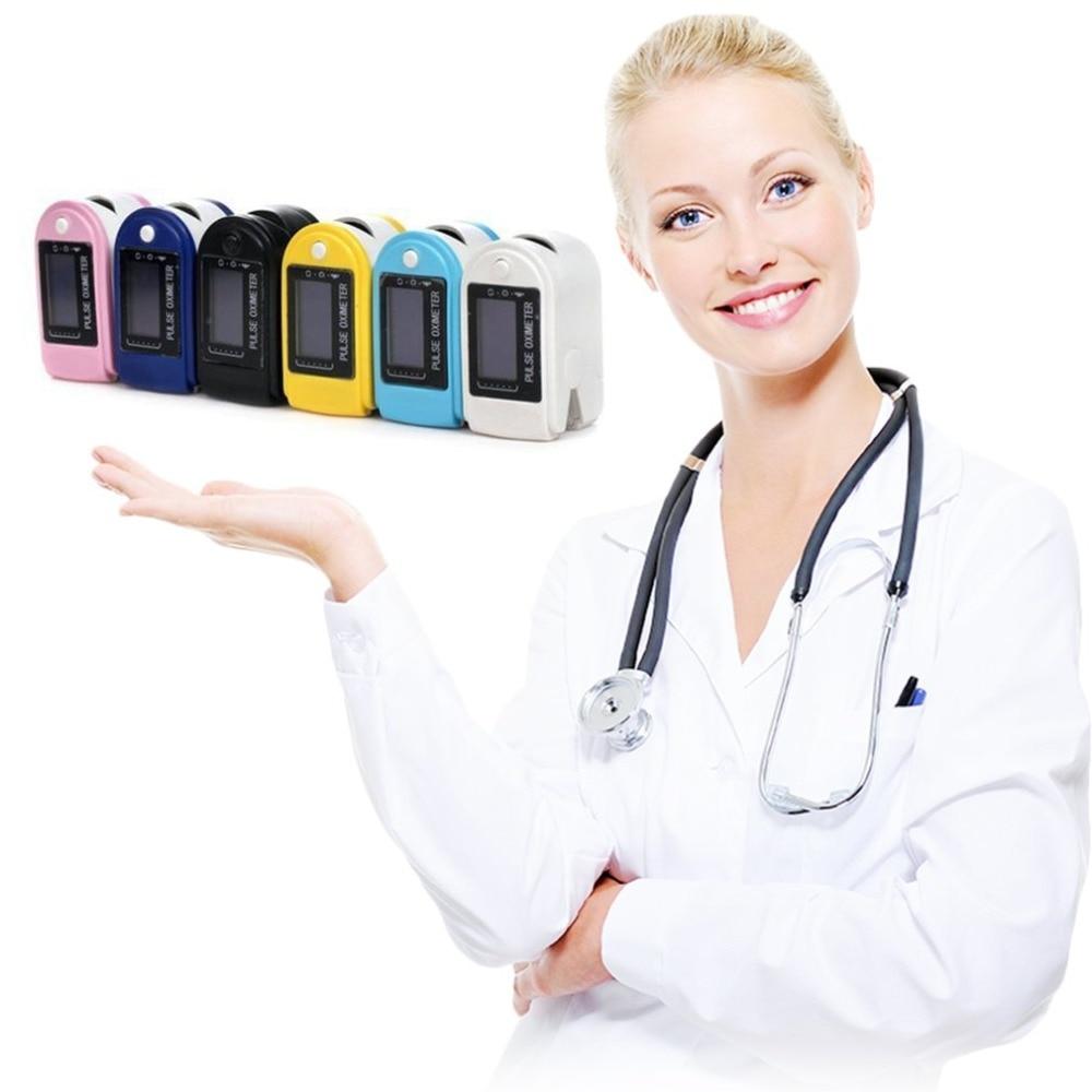 Schönheit & Gesundheit AnpassungsfäHig Kleine Größe Blut Pulse Monitor Oximeter Kompakte Oled-display Finger Fingertip Medizinische Herz Rate Monitor Fingertip Medizinische üBerlegene Materialien