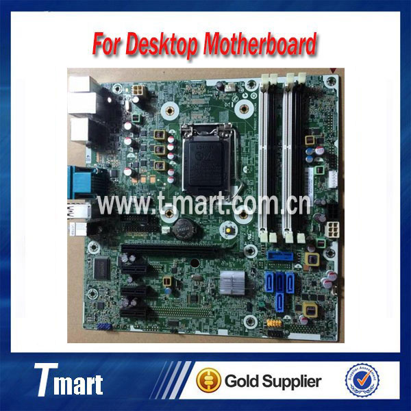ФОТО 100% working LGA 1150 Desktop motherboard for HP Q85 739682-001 696549-002 System Board fully tested