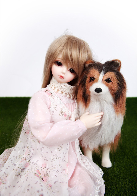 1/4 scale 43cm  BJD nude doll DIY Make up,Dress up SD doll.luts slgoo .not included Apparel and wig 1 4 scale 43cm bjd nude doll diy make up dress up sd doll girl elena not included apparel and wig