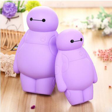Silicone Big Hero 6 Kawaii Pencil Case