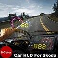 """5.5 """"lámpara de proyección de OBD II Head Up Display hud Car Luz Octavia/Fabia/Superb/Yeti"""