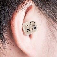 Tragbare Hohe Grade Hörgerät Sound Processor Aufhorchen Stimme Verstärker Gerät Für Moderate und Mild hörverlust