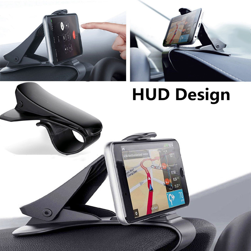 Universal Car Dashboard Holder Mount For Mobile GPS Stands Accessories