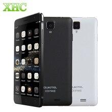 "Original OUKITEL K4000 Pro Smartphone 16 GB FDD LTE 4G 5.0 ""Android 5.1 MTK6735P Quad Core 1.0 GHZ RAM 2 GB 4600 mAh Dual Sim"