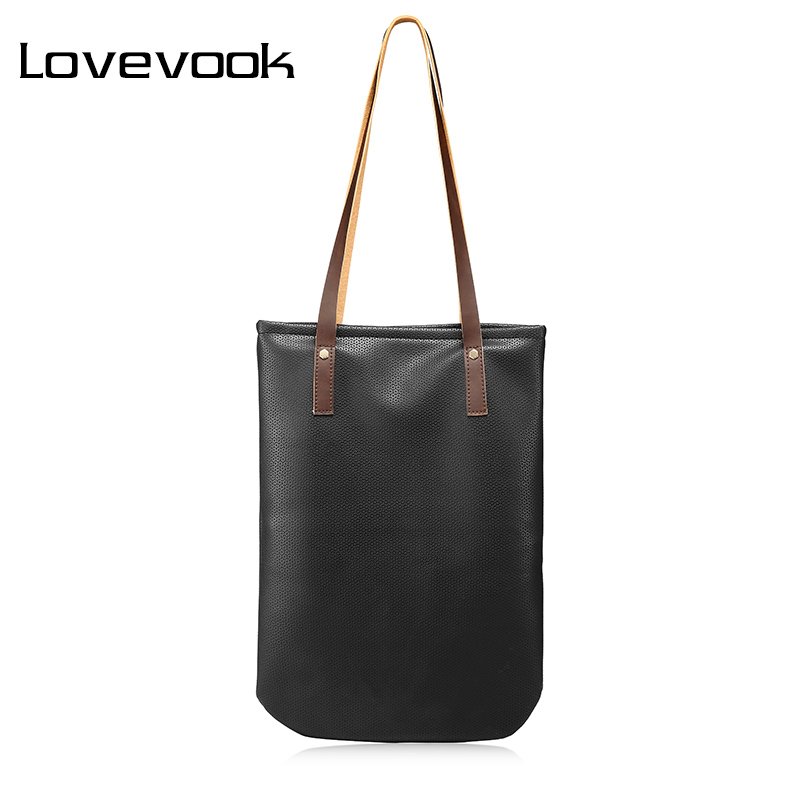LOVEVOOK fashion women shoulder bags soft female handbag casual tote bag high quality ladies shopping bag large capacity 2018 new women bag ladies shoulder bag high quality pu leather ladies handbag large capacity tote big female shopping bag ll491