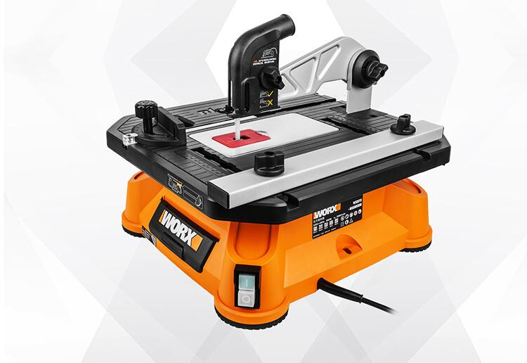 WX572 multi function table saw jig saw miniature small chainsaw, wood, metal, PVC power tools