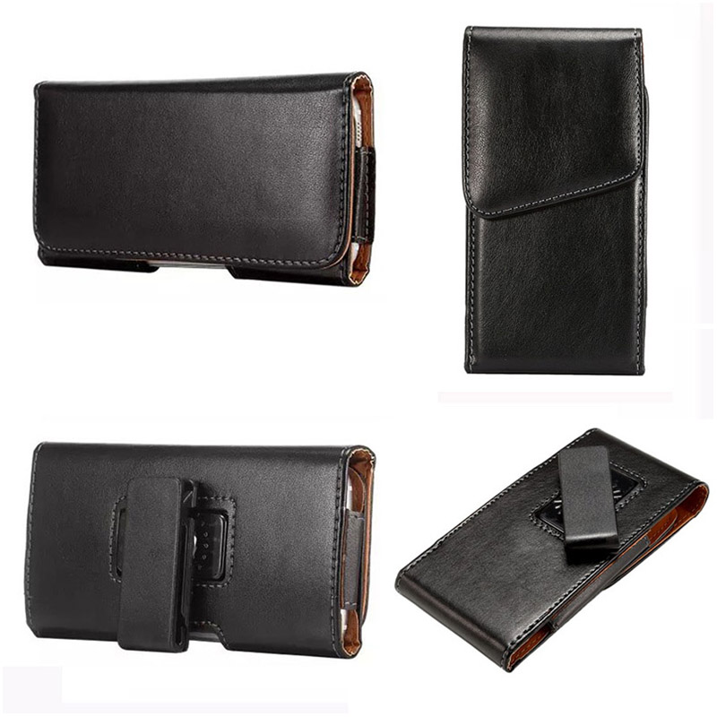 Искусственная кожа поясная сумка Зажим для ремня сумка Мобильный телефон кобура чехол для Samsung Galaxy <font><b>A7</b></font> 5.5 дюймов Универсальный защитный случа&#8230;