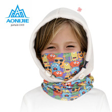 Children Kids Winter Cycling Fishing Camping Hiking Climbing Windproof  Wraps Headwear Warm Soft Fleece Cap Ski Mask