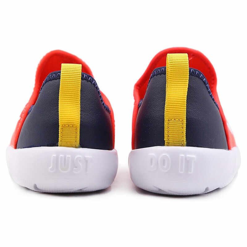 Oryginalny nowy nabytek NIKE LIL SWOOSH (TD) dziecięce buty dziecięce trampki
