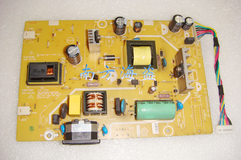 Free Shipping>Original 100% Tested Working VA1913w power board 715G2892-3-2 free shipping tpv 2036 power board 715g2892 2 3 pressure plate original 100% tested working