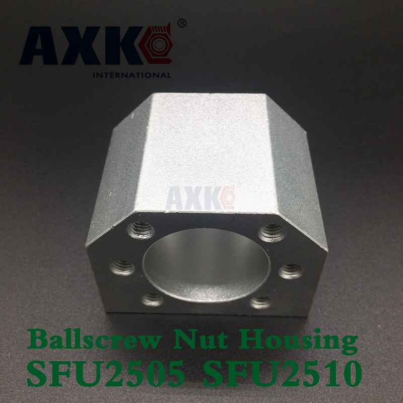TBI Ballscrew SFU2510 25mm Diameter L1500mm Total Length Ball Screw CNC Kit