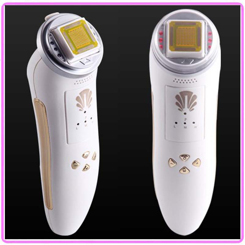 Fractional RF Radio Frequency Thermage Infrared Red Light Therapy Skin Lifting Tighten Wrinkle Removal Facial Beauty Instrument