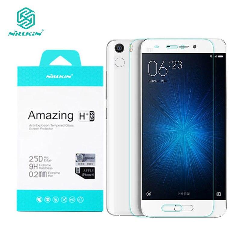 Xiaomi Mi5 Gehärtetem Glas Xiaomi Mi5 Glas Nillkin Erstaunlich H + Pro 0,2mm Screen Protector