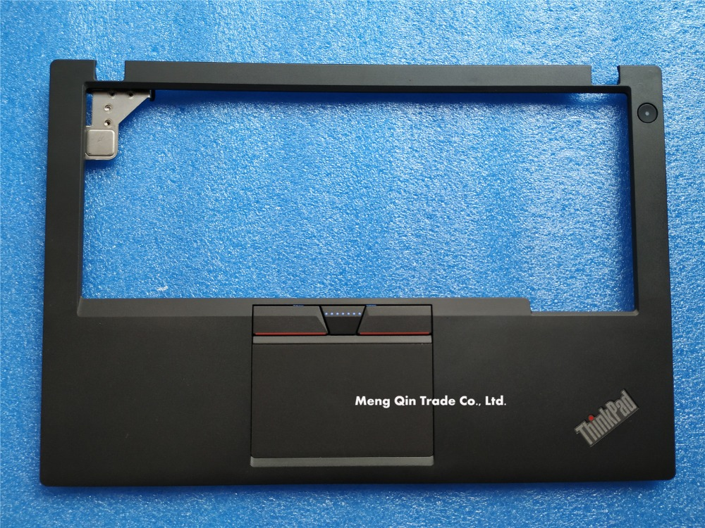 New Original for Lenovo ThinkPad X250 X250I Palmrest Keyboard Bezel Upper Case Cover 00HT391 AP0TO000700 new original for lenovo thinkpad l460 palmrest keyboard bezel cover upper case ap108000300 01av942