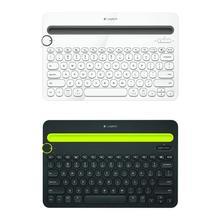Teclado portátil Bluetooth multidispositivo Logitech K480, Mini teclado para Windows MacOS iOS Android