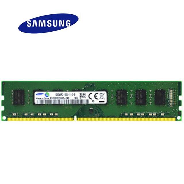 SAMSUNG 8 GB 4 2 Geheugen RAM DDR3 DDR 1600 MHz Memoria Voor
