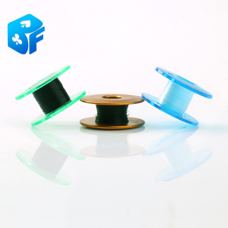 Free Shipping Just One Pc Inelastic Spool Of Invisible Thread For Magic Tricks Magic Props