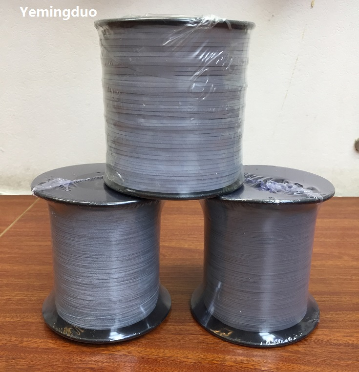 0.5mm reflective thread normal light brightness two parties reflective effection