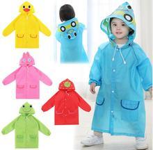 Плащи/непромокаемый плащ, пончо дождя плащ девочка мальчик животных пальто стиль детей