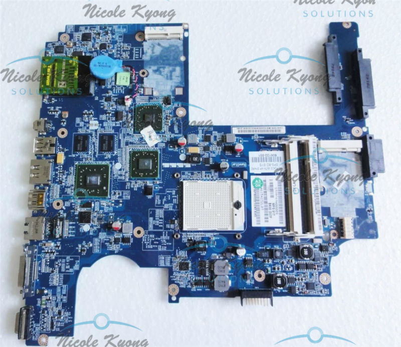 все цены на 1005 working 506122-001 non-intergrated MotherBoard SYSTEM BOARD for HP PAVILION DV7 DV7-1200 онлайн