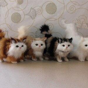 1pc 12cm Super Cute Cat with S