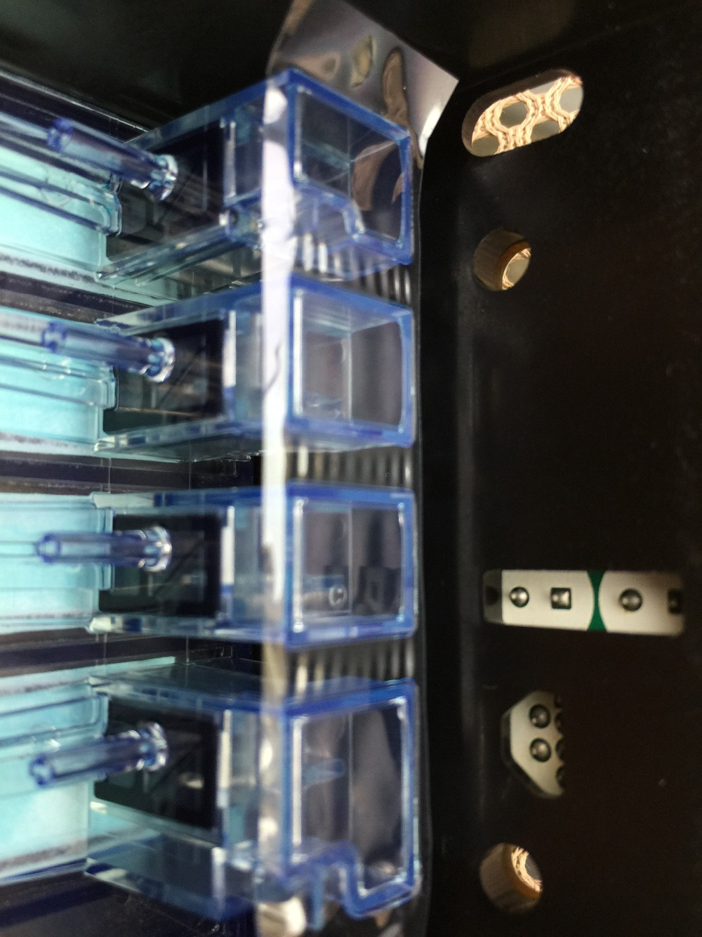 50PCS Brand NEW  PRINTHEAD Genuine OEM Print Head For HP 932 933 for HP 6100 6600 6700 7110 7610 картридж t2 cn053ae 932xl для hp officejet 6100 6600 6700 7110 7610 black