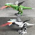 Электрический интерактивный динозавр игрушки говорить и ходить огнедышащий динозавр детские игрушки рождественские подарки Прямая поста...