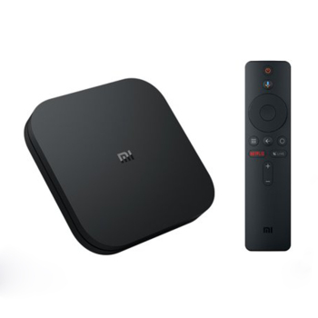 Global Version Xiaomi Mi TV Box S Android TV Box 8.1 4K HDR Quad-core 2GB DDR3 Smart control Bluetooth 4.2 Smart TV Box 1