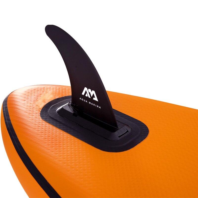 Planche de surf gonflable 330*81*15 cm stand up paddle board AQUA MARINA MAGMA contrôle de pédale sup board sac laisse paddle A01005 - 5