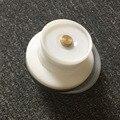 1 unidades de diámetro 90mm material plástico taza de la tinta de impresora del cojín con el anillo
