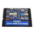 112 in 1 Heißer Spiel Sammlung Für SEGA GENESIS MegaDrive 16 bit Spiel Patrone