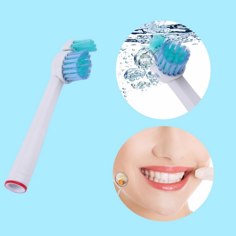 4Pcs Brush heads Replace Tooth Brush Heads Soft For Philips Electric Toothbrush HX2012 Oral Hygiene Oral Care Removes Plaque image
