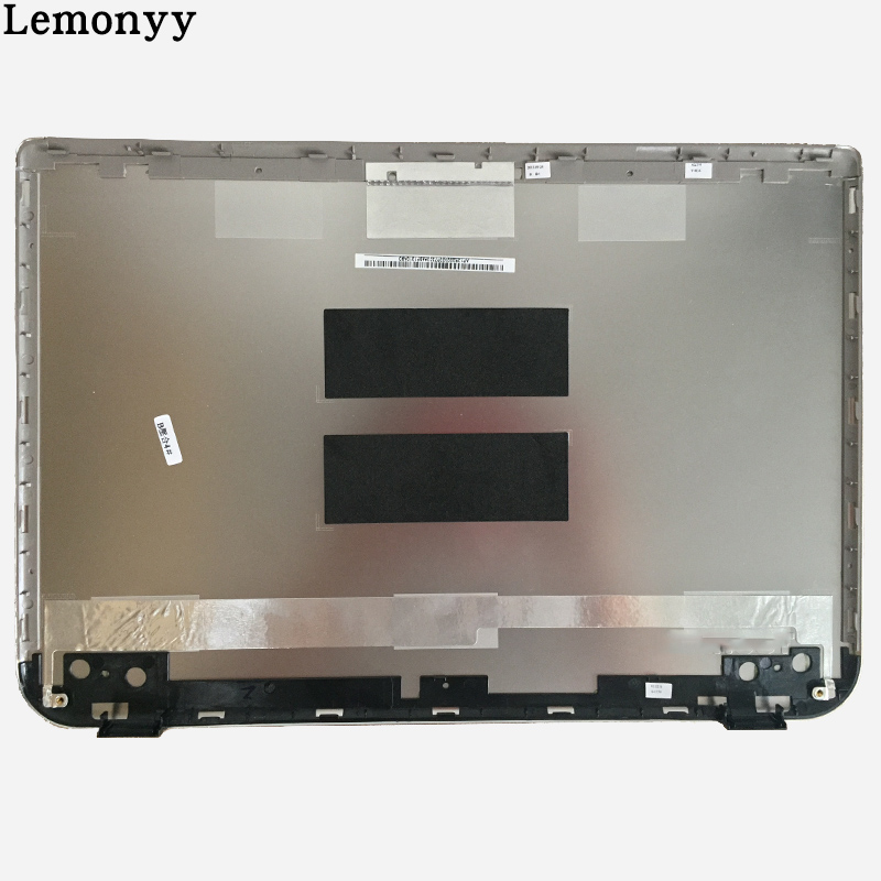 все цены на  LCD top cover case FOR TOSHIBA LCD DISPLAY BACK COVER E45T-A E45T-A4300 silver AP10R000300  онлайн