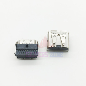 Image 2 - Original HDMI Port Socket Interface Connector for Playstation 3 PS3 Slim CECH 3XX 3000 HDMI Port
